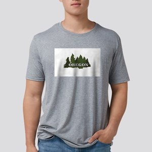 oregon trees logo T-Shirt