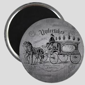 Undertaker Vintage Style Magnets