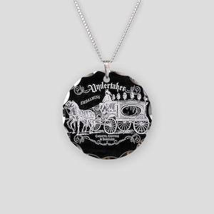 Undertaker Vintage Style Necklace