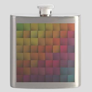 Colorblock Flask
