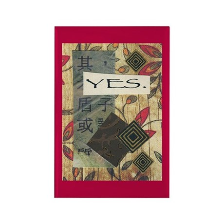 YES Magnet (10 pack)