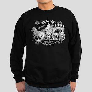 Vintage Style Undertaker Sweatshirt
