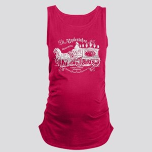 Vintage Style Undertaker Maternity Tank Top