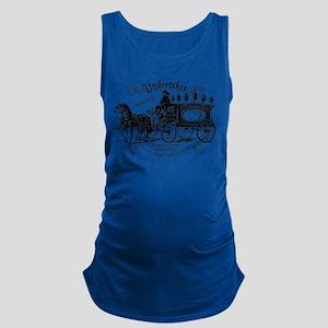 Undertaker Vintage Style Maternity Tank Top
