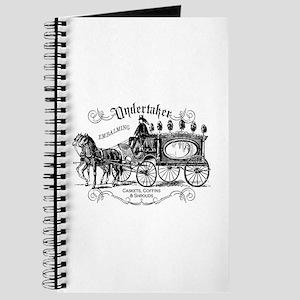 Undertaker Vintage Style Journal