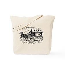 Undertaker Vintage Style Tote Bag