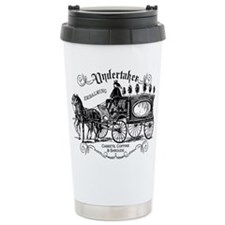 Undertaker Vintage Style Travel Mug