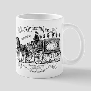 Undertaker Vintage Style Mugs