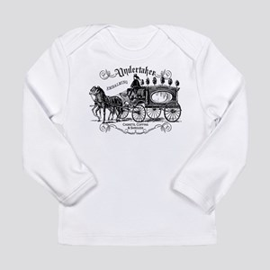 Undertaker Vintage Style Long Sleeve T-Shirt