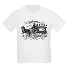 Undertaker Vintage Style T-Shirt