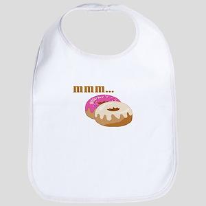 mmm... donuts Bib