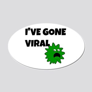 gone viral Wall Decal