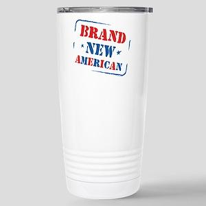 Brand New American Stainless Steel Travel Mug