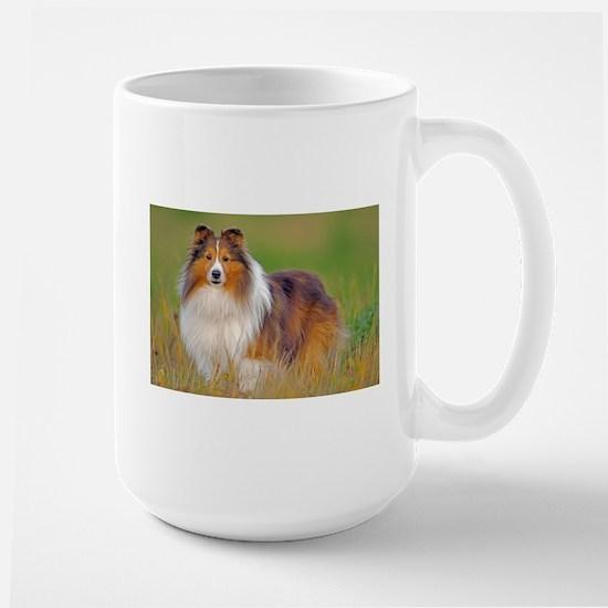Shetland Sheepdog 01 Mugs