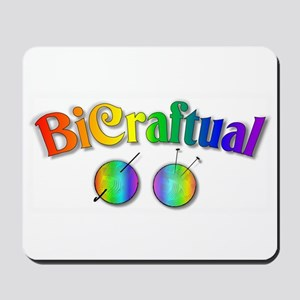 bicraftual Mousepad