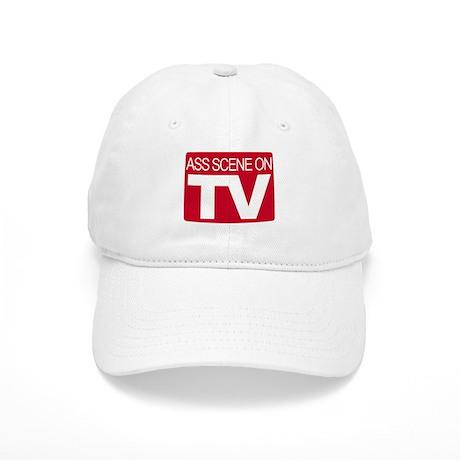 Ass Scene On TV Cap