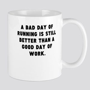 A Bad Day Of Running Mugs