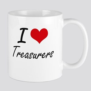 I love Treasurers Mugs