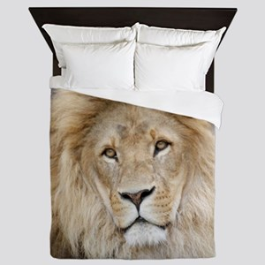 Lion20150802 Queen Duvet