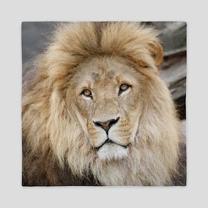 Lion20150802 Queen Duvet