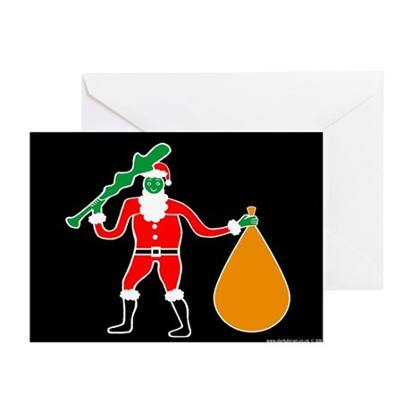 Cerne Abbas Giant, Christmas Cards (Pk of 20)