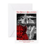 Devil Hellstones Greeting Card