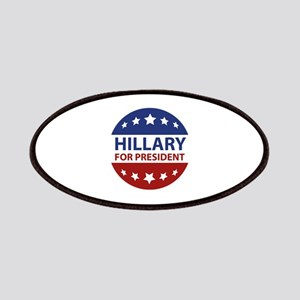 Hillary For President Patches