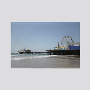 Santa Monica Pier Magnets