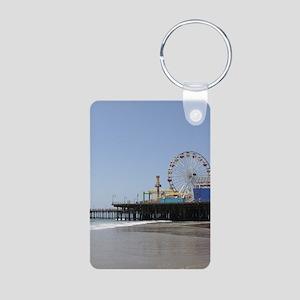 Santa Monica Pier Keychains