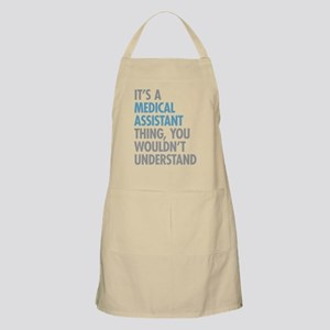 Medical Assistant Thing Apron