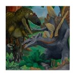 Dinosaur Tile Coaster