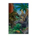Dinosaur Mini Poster Print