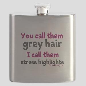 Stress Highlights Flask