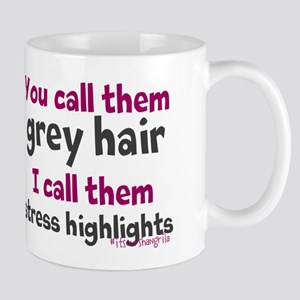 Stress Highlights Mugs