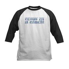 Filtered air / myelosuppresse Kids Baseball Jersey