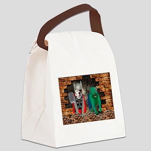 Mason & Bosley Marvel Canvas Lunch Bag