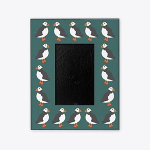 Puffin Picture Frame
