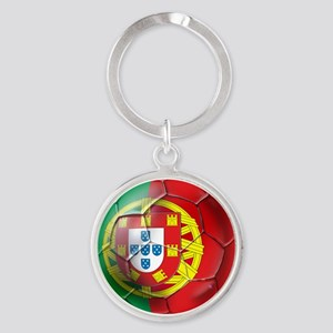 Portuguese Football Soccer Keychains