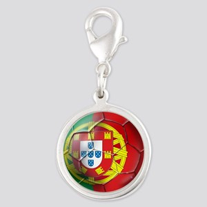 Portuguese Football Soccer Charms