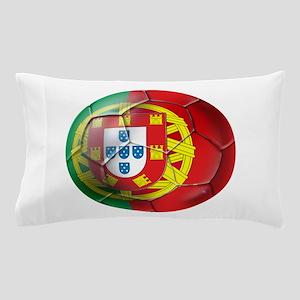 Portuguese Football Soccer Pillow Case