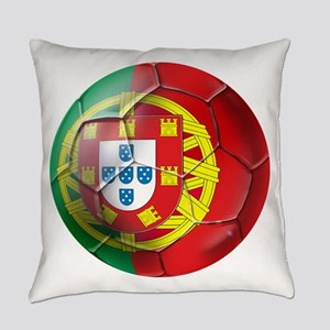 Portuguese Football Soccer Everyday Pillow