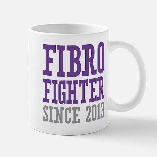 Fibro Fighter Since 2013 Mugs
