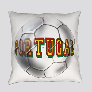 Portugal Football Everyday Pillow