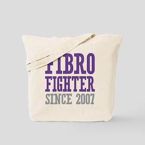 Fibro Fighter Since 2007 Tote Bag