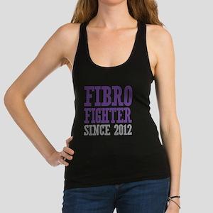 Fibro Fighter Since 2012 Racerback Tank Top