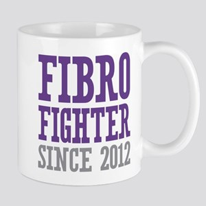 Fibro Fighter Since 2012 Mugs