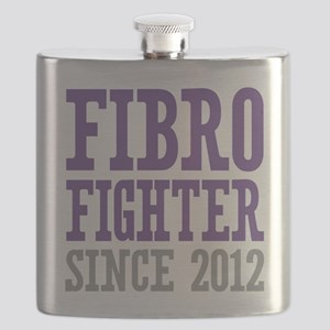 Fibro Fighter Since 2012 Flask