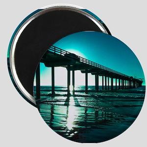 Scripps Pier Magnets