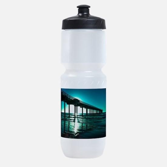 Scripps Pier Sports Bottle