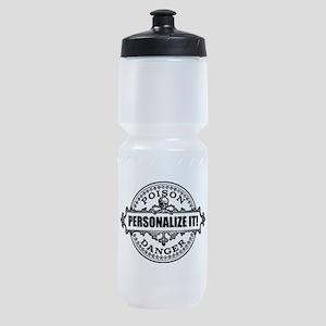 personalized poison Sports Bottle